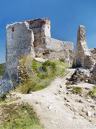 The Castle of Cachtice - Donjon and interior