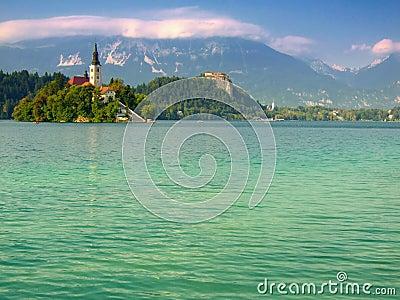 Lake Bled,Slovenia,Europe