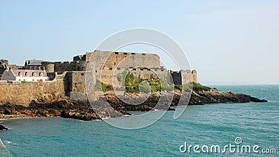 Castle Cornet. Guernsey