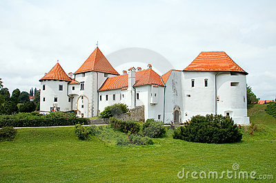 Castle in croatia 1