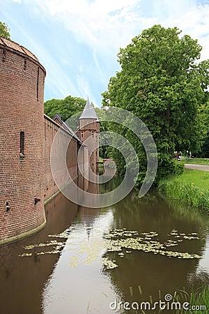 Castle De Haar, Netherlands Editorial Photography
