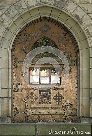 Free Castle Door Stock Photography - 17082