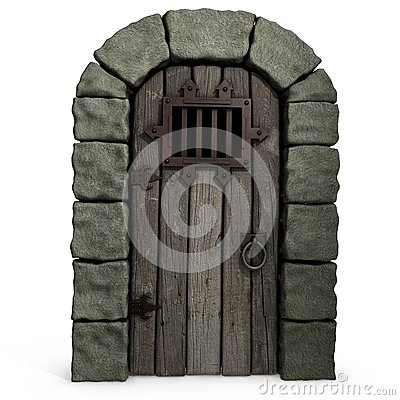 Castle Door.