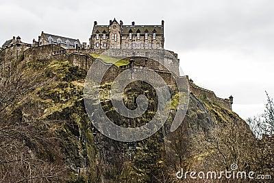 The Castle of Edinburgh