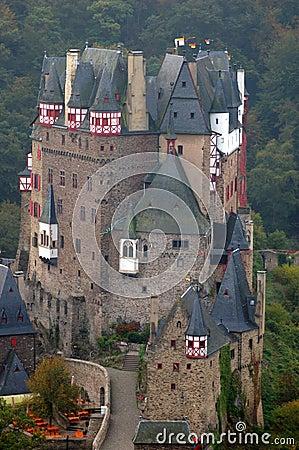 Free Castle Eltz Stock Images - 1397044