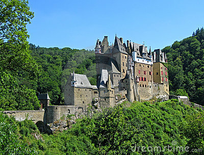 Castle Eltz, Germany