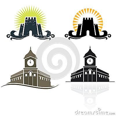 Castle emblem