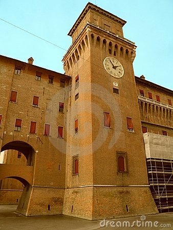 The Castle of Ferrara