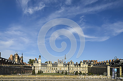 The Castle Of Fontainebleau Editorial Image