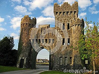 Castle Gate 02