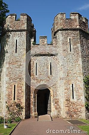 Castle Gatehouse, Dunster, England