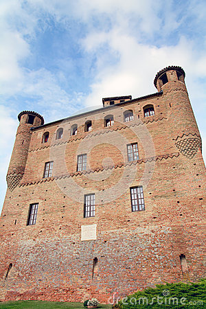 Castle of Grinzane Cavour