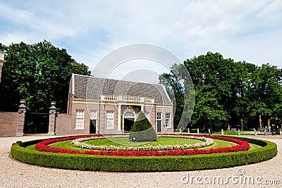 Castle Groeneveld coach house