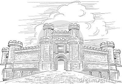 Castle Stock Photos Image 37074983