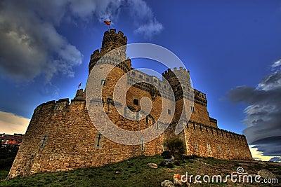 Castle HDR