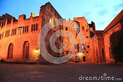 Castle Heidelberg.Germany