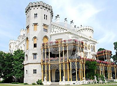 Castle Hluboka