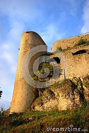 Castle Hohen Neuffen
