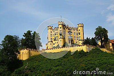 Castle Hohen Schwangau