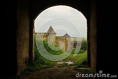 Castle Hotyn Ukraine