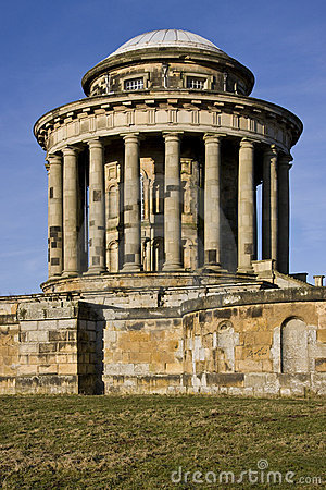 Castle Howard Mausoleum - England