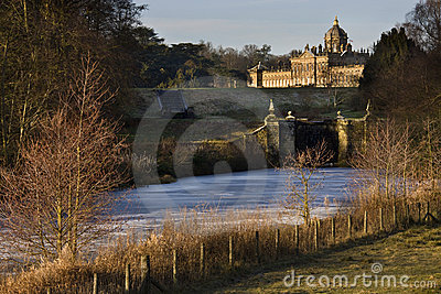 Castle Howard - North Yorkshire - England Editorial Photography
