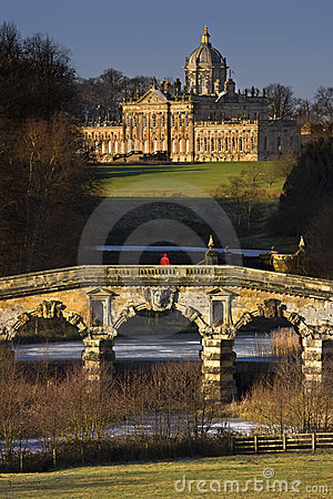 Castle Howard in North Yorkshire - England