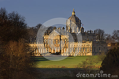 Castle Howard - North Yorkshire - United Kingdom Editorial Stock Image