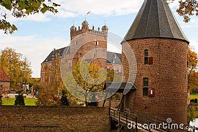 Castle huis ten berg