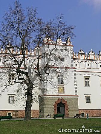 Free Castle In Baranow Sandomierski Royalty Free Stock Images - 2185269
