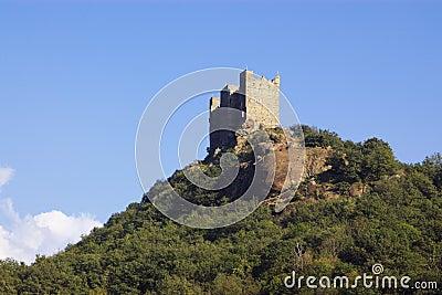 Castle in Italy, Aosta