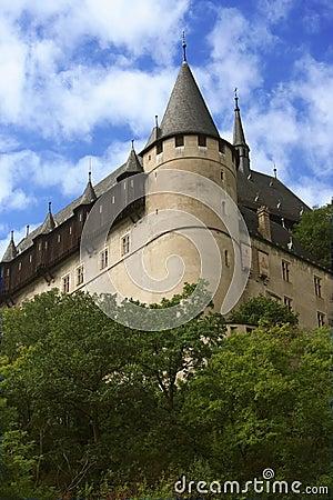 Castle Karlstein.