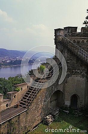 Castle- Koblenz, Germany