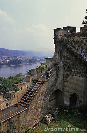 Free Castle- Koblenz, Germany Royalty Free Stock Photo - 9197365