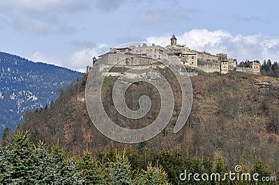 Castle Landskron,Alps,Austria