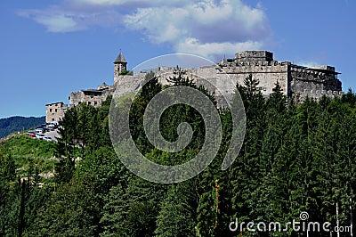 Castle Landskron, Carinthia, Austria