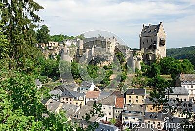 Castle Larochette - Larochette - Luxembourg