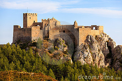 Castle of Loarre, Spain