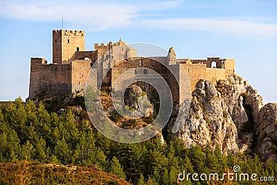 Castle of Loarre, Spain