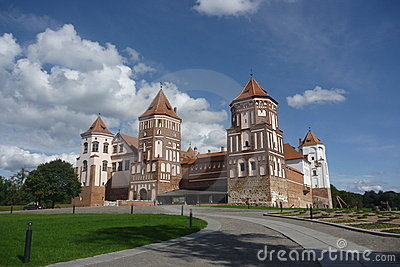 Castle in Mir