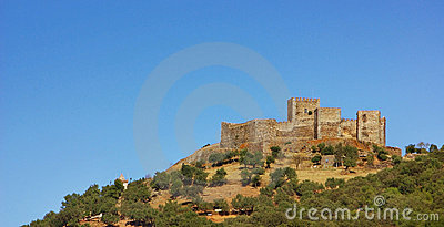 Castle of Monsaraz.