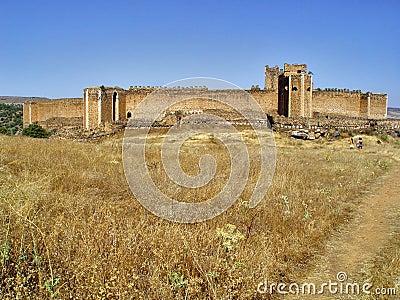 Castle of Montalban, Toledo, Spain
