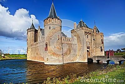 Castle muiderslot - Netherlands