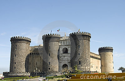 Castle Nuovo, Naples