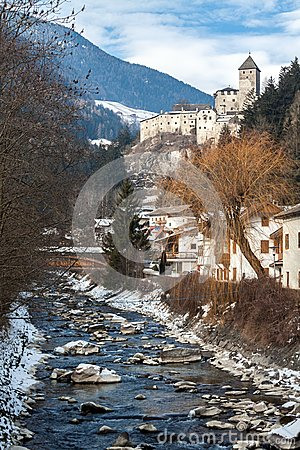 Free Castle On The River Ahr Stock Photography - 28901892