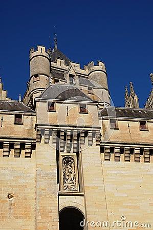 Castle of Pierrefonds