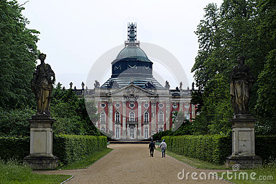 Castle of Potsdam, Germany