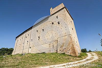 Castle of Rancia, near Tolentino