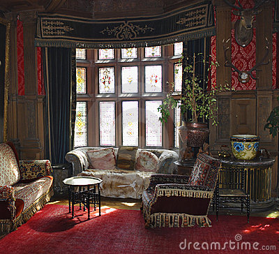 Free Castle Room Stock Image - 2197721