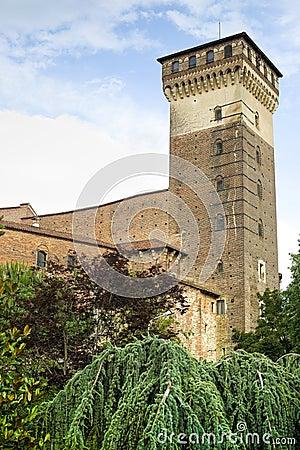 Castle of Rovasenda